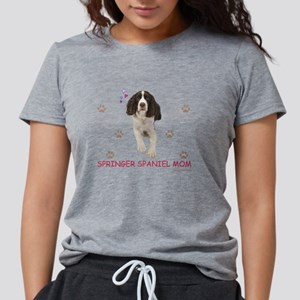 Springer Spaniel Mom T-Shirt